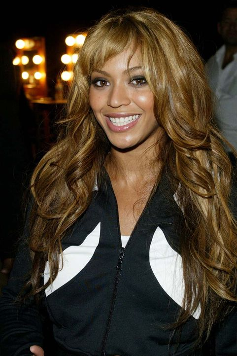 Beyoncé 2003 - Bildquelle: CARLO ALLEGRI / GETTY IMAGES NORTH AMERICA / Getty Images/AFP