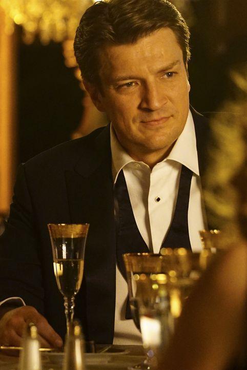 Sollte Castle (Nathan Fillion) am Ende doch recht behalten und den wahren Killer kennen? - Bildquelle: Richard Cartwright ABC Studios