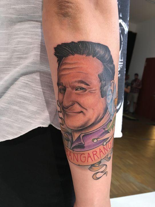 Pain & Fame Tattoos Folge 3 - 14 - Bildquelle: RedSeven