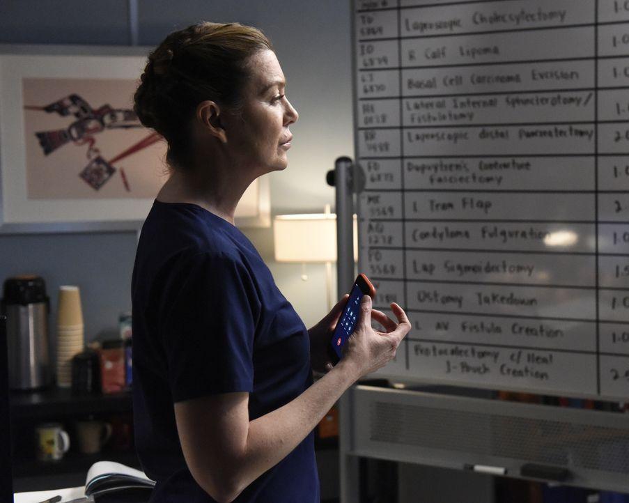 Dr. Meredith Grey (Ellen Pompeo) - Bildquelle: Bonnie Osborne 2020 American Broadcasting Companies, Inc. All rights reserved. / Bonnie Osborne