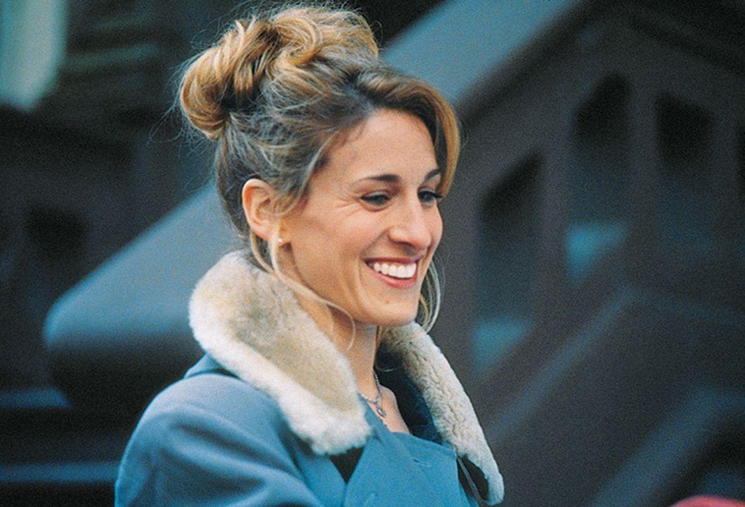 """Die attraktive Therapeutin Lucy Ackerman (Sarah Jessica Parker) hat Erfolg im Beruf und Freunde im Privatleben. Nur einer fehlt ihr, """"Mr. Right"""". - Bildquelle: 1996 TriStar Pictures, Inc. All Rights Reserved."""