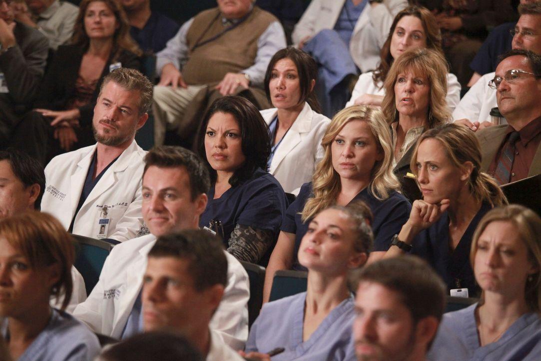 Dr. Catherine Avery, Jacksons Mutter, besucht das Seattle Grace Hospital, um zunächst einen Vortrag zu halten und anschließend die erste Penistransp... - Bildquelle: ABC Studios