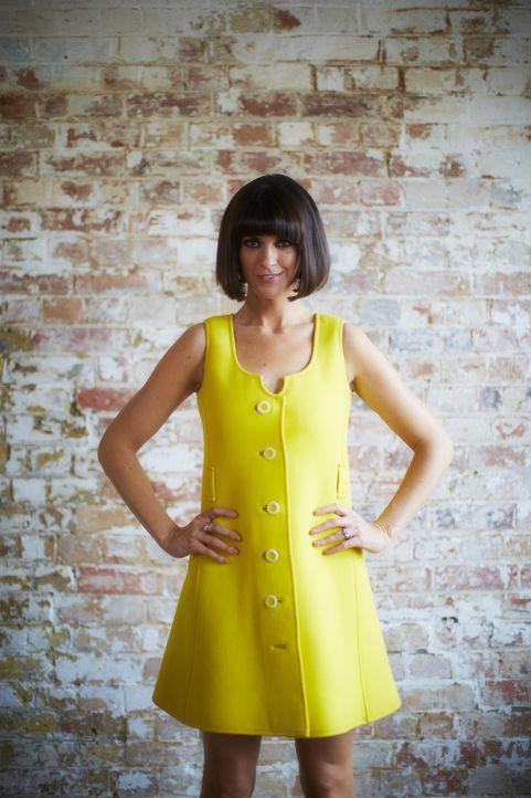 Für Dawn O'Porter geht es nicht darum, was aktuell auf den Laufstegen der Welt präsentiert wird, sie macht lieber ihren eigenen Style ... - Bildquelle: Zodiak Rights 2013