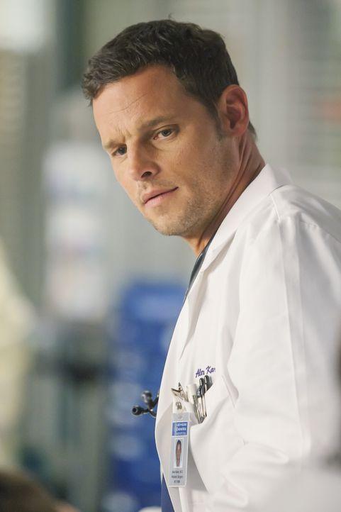 Sorgt sich um seine zwei jungen Patienten: Alex (Justin Chambers) ... - Bildquelle: ABC Studios
