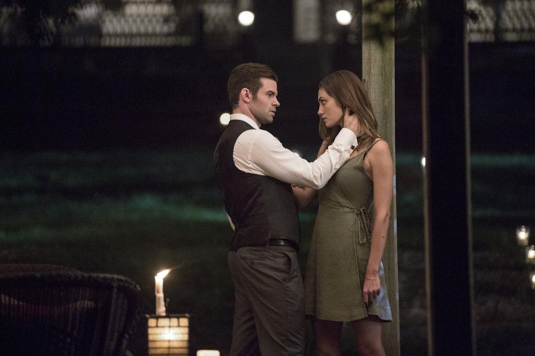Hat die Liebe zwischen Elijah (Daniel Gillies, l.) und Hayley (Phoebe Tonkin, r.) wirklich noch eine Chance? - Bildquelle: 2016 Warner Brothers