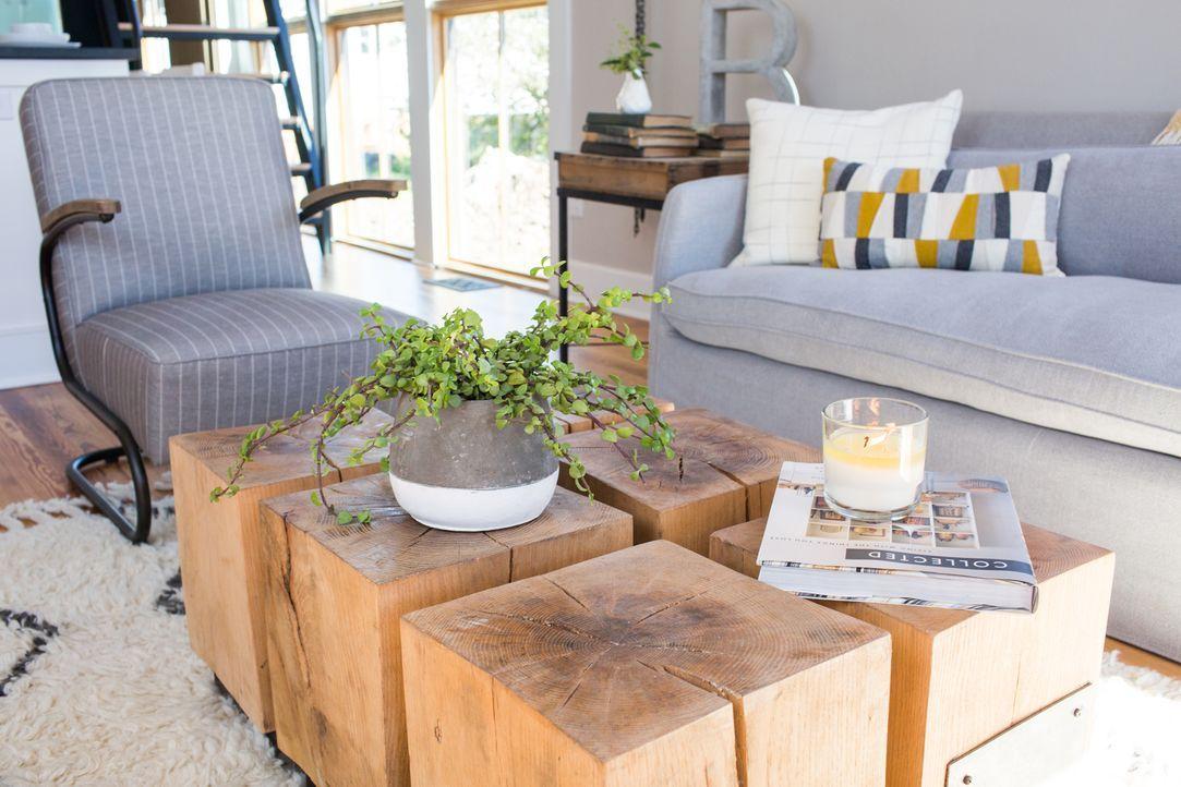 Renovierungsprofis Joanna und Chip haben ein kleines Haus in einen gemütlichen und modernen Wohnraum verwandelt. Was wird das abenteuerliche Paar mi... - Bildquelle: Rachel Whyte 2015, HGTV/ Scripps Networks, LLC.  All Rights Reserved.