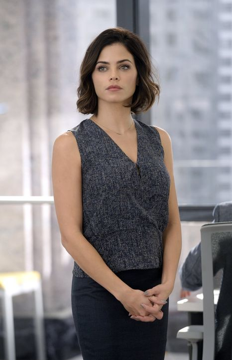 Wird von Cat in ihrem neuen Job ziemlich eingespannt: Lucy (Jenna Dewan-Tatum) ... - Bildquelle: 2015 Warner Bros. Entertainment, Inc.