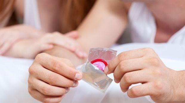 Kondom zur Verhütung beim Sex auch direkt nach der Schwangerschaft