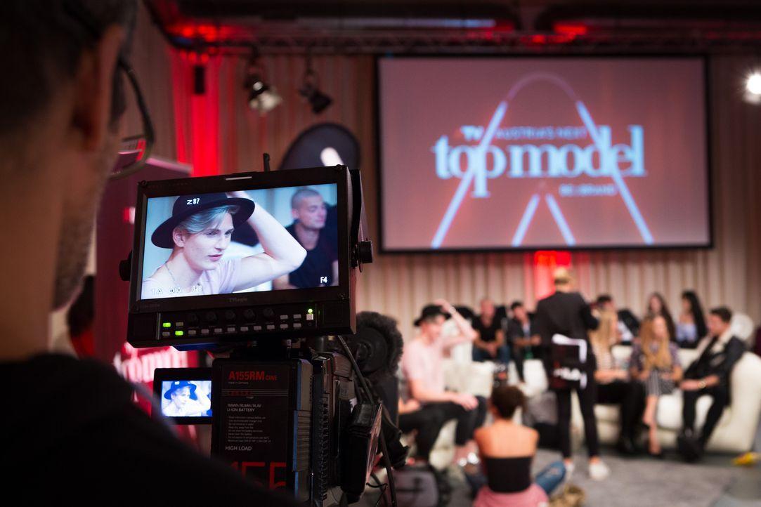 Backstage_c_Bernhard Eder - Bildquelle: Bernhard Eder