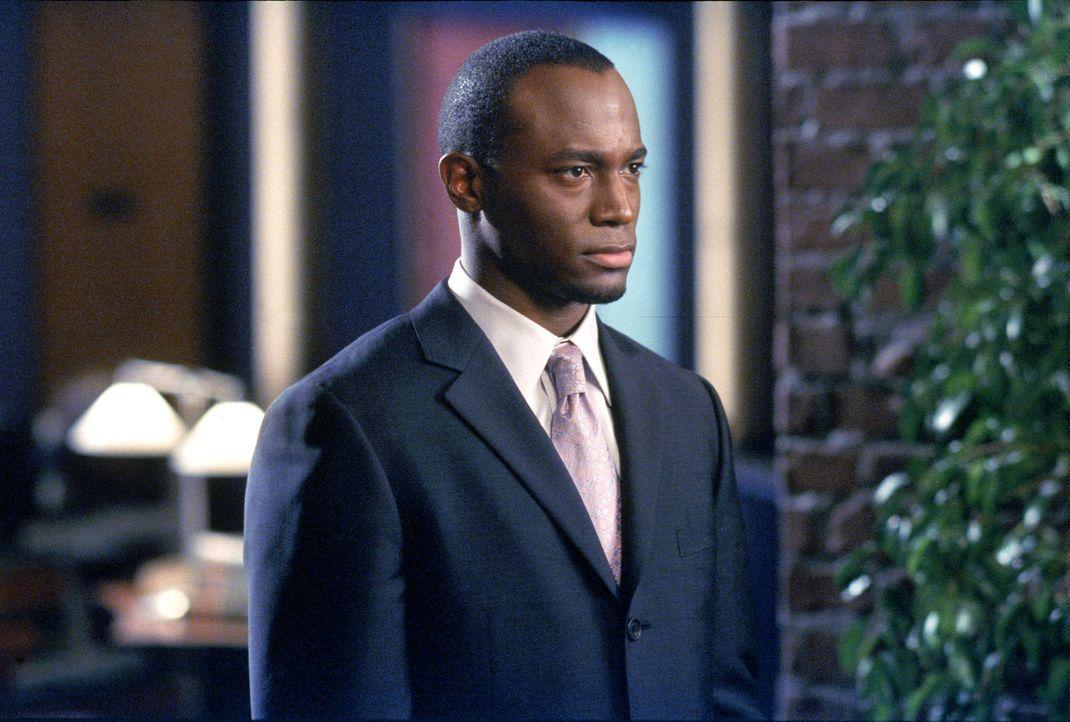 Sein erster Fall offenbart Jackson Duper (Taye Diggs) gleich die Abstrusitäten, mit denen seine Kollegen tagtäglich zu tun haben ... - Bildquelle: 2001 Twentieth Century Fox Film Corporation. All rights reserved.