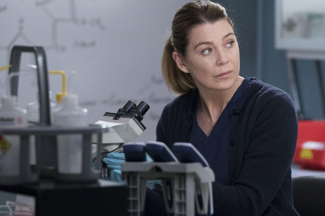 Dr. Meredith Grey (Ellen Pompeo) - Bildquelle: Eric McCandless ABC Studios / Eric McCandless