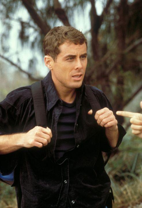 Will Patterson (Marcus Graham) hat beschlossen, seinen Managerposten aufzugeben, um für die Rechte der Eingeborenen zu kämpfen. Eine riskante Ents... - Bildquelle: Cinetel Films