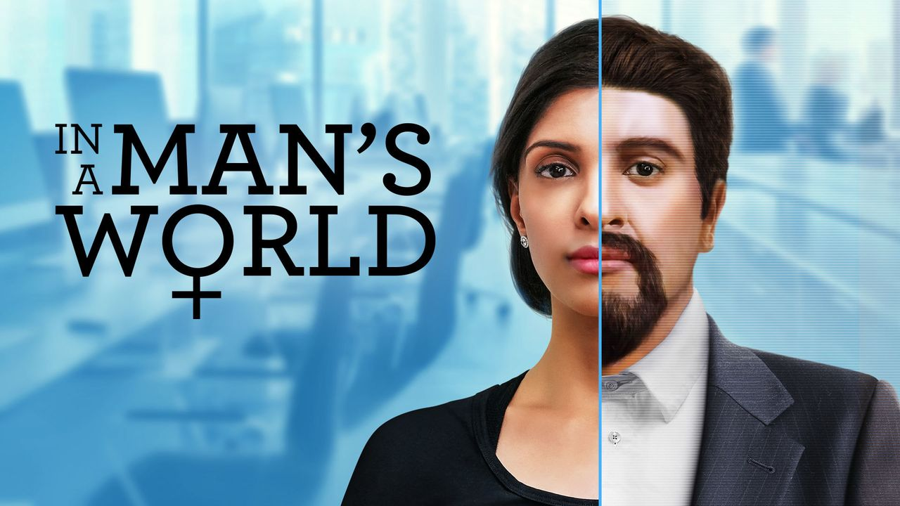 (1. Staffel) - In A Man's World - Artwork - Bildquelle: 2019 Bravo Media Productions LLC ALL RIGHTS RESERVED