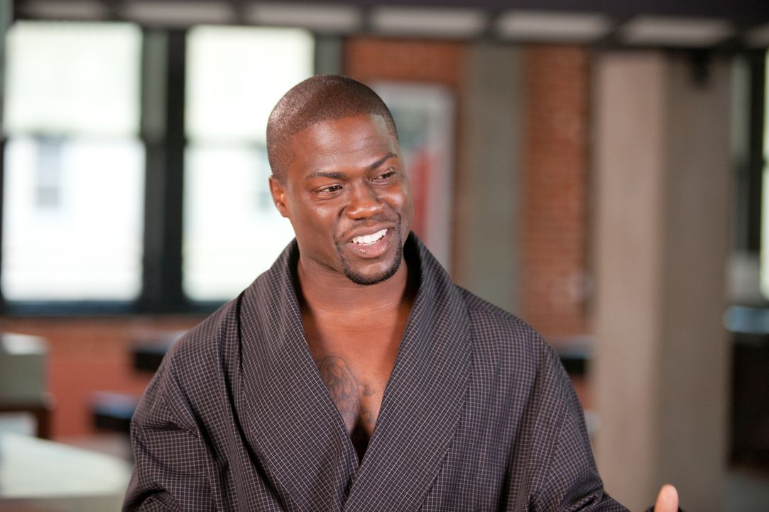 Wird der heiße Aufreißer Cedric (Kevin Hart) den Kampf der Geschlechter gewinnen? - Bildquelle: Alan Markfield 2011 Screen Gems, Inc. All Rights Reserved.