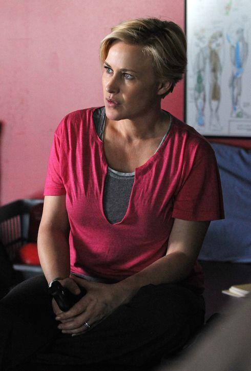 Nach dem Traum von John David Boatner, der seinerzeit junge Frauen getötet hat, ist Allison Dubois (Patricia Arquette) völlig durch den Wind ... - Bildquelle: Paramount Network Television