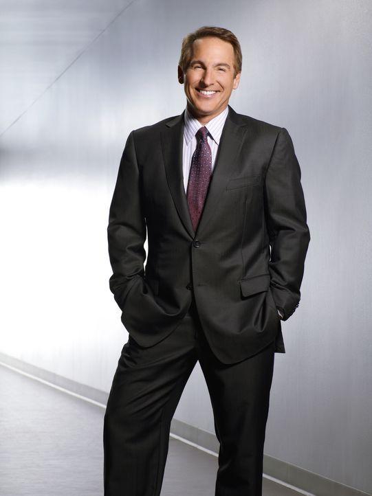 (5. Staffel) - Kennt auch die Schattenseiten des Lebens: Dr. Sheldon Wallace (Brian Benben) ... - Bildquelle: ABC Studios