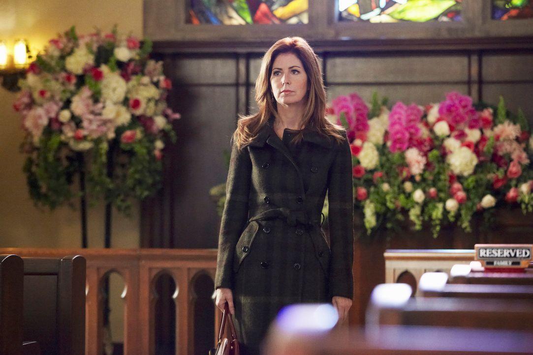 Mit ihrer unorthodoxen Weise versucht Megan (Dana Delany) herauszufinden, ob es sich bei Nikki Parkson  um einen Mord handelt ... - Bildquelle: ABC Studios