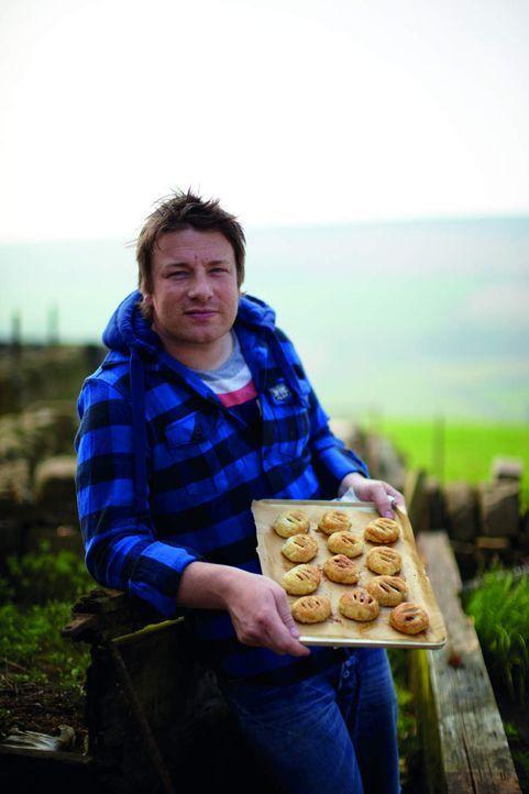 Zu Gast bei Jamie Oliver - Bildquelle: Oliver S. ProSieben