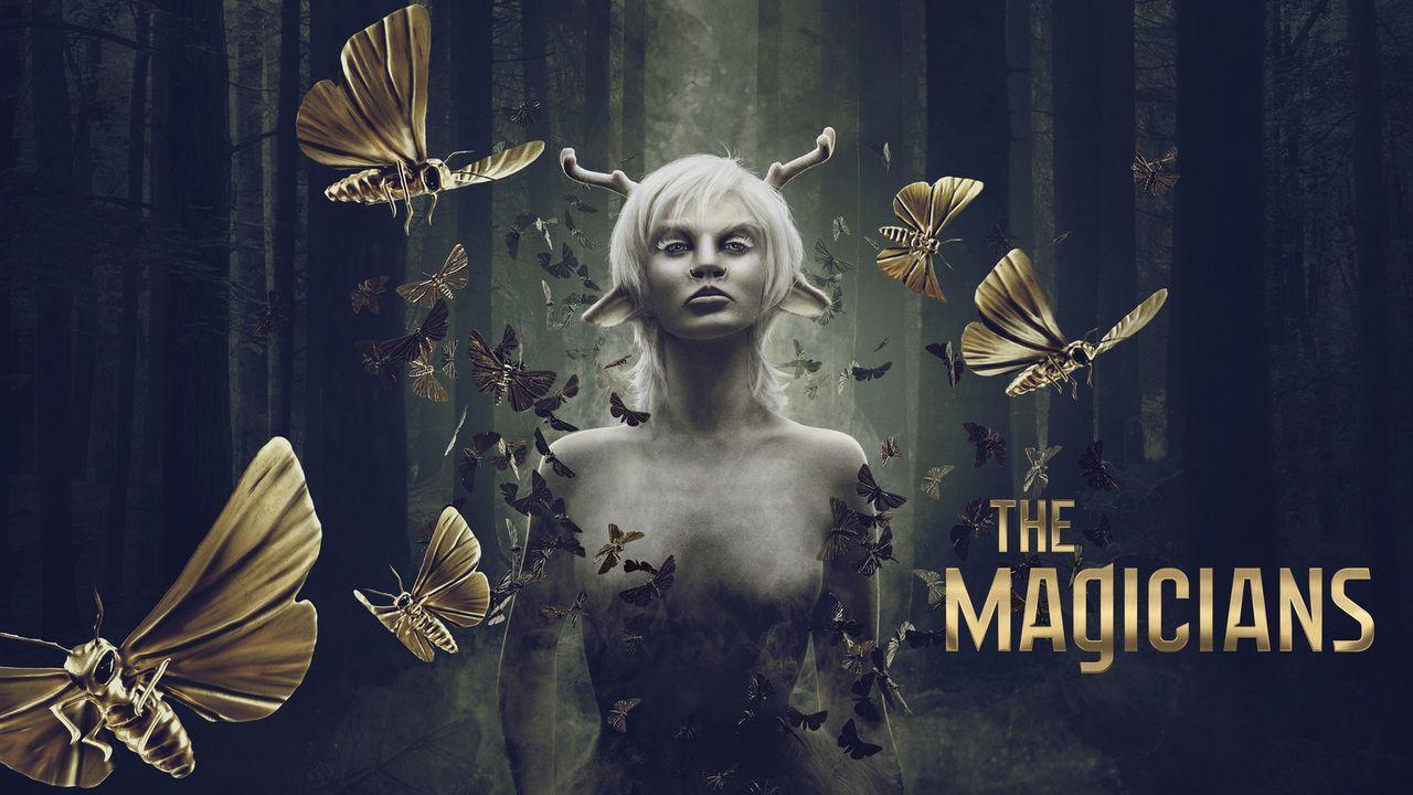 (2. Staffel) - The Magicians - Artwork - Bildquelle: 2016 Syfy Media, LLC