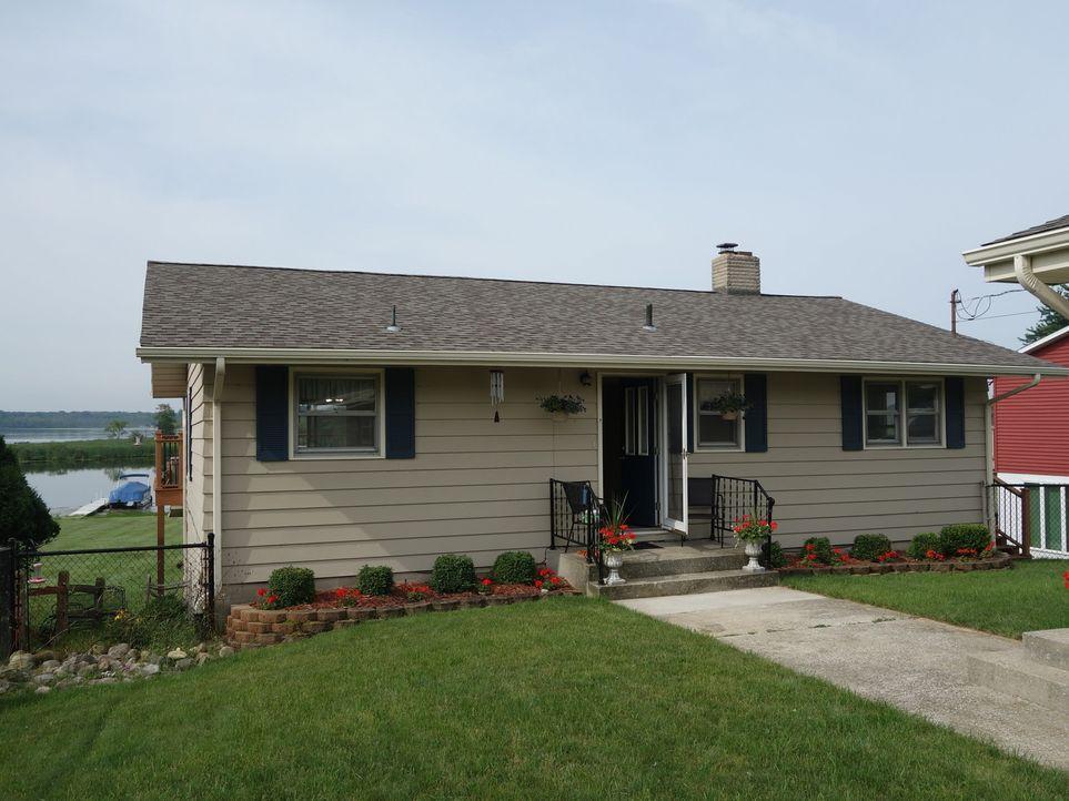Nur zwei Stunden von ihrem eigentlichen Zuhause in Chicago wollen Meghan und Al in ein Haus investieren. Denn in Cass Country gibt es über 60 Seen,... - Bildquelle: 2015, HGTV/Scripps Networks, LLC. All Rights Reserved.