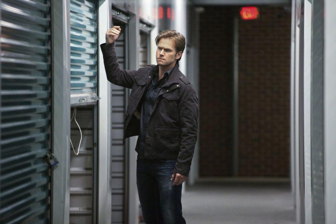 Alaric (Matt Davis) macht sich auf die Suche nach Klaus' Körper, um ihn endlich zu erledigen ... - Bildquelle: Warner Brothers