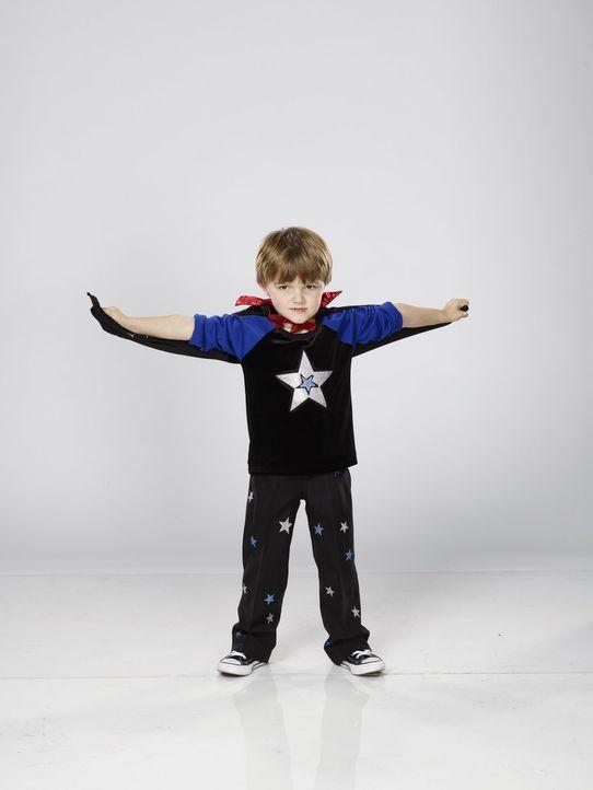 Der kleine Anders ist der Assistent seiner zaubernden Schwester ... - Bildquelle: Warner Bros.
