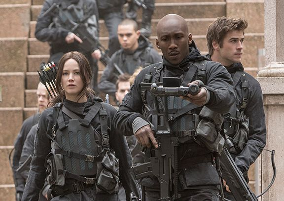 MOCKINGJAY_2_Szenenbild_04 - Bildquelle: Studiocanal GmbH / Murray Close