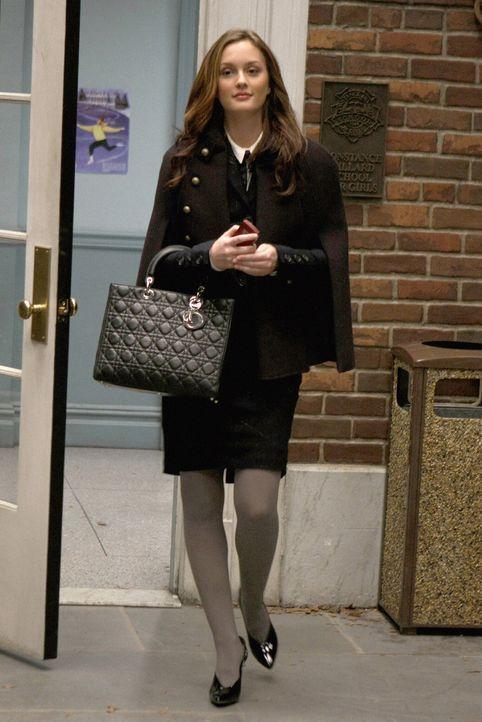 Wurde erneut enttäuscht von Chuck: Blair (Leighton Meester) ... - Bildquelle: Warner Brothers
