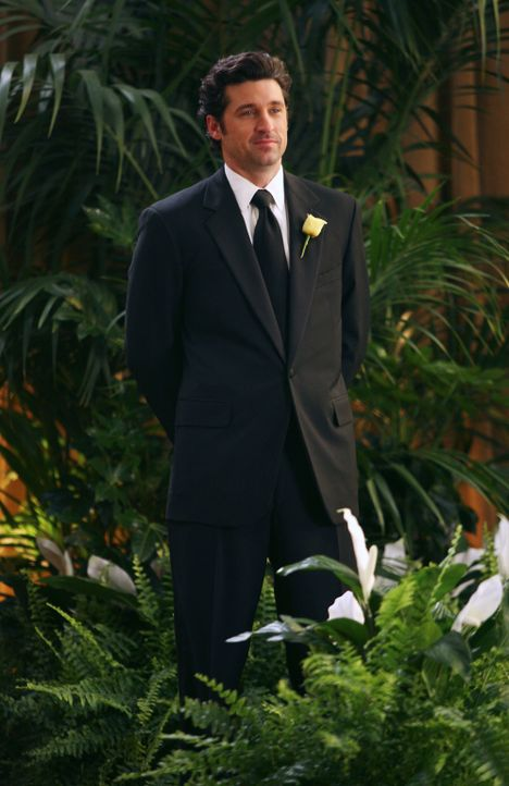 Derek (Patrick Dempsey) ahnt, dass Meredith keine gute Nachricht für ihn hat ... - Bildquelle: Touchstone Television