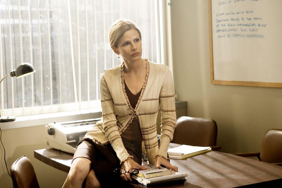 Muss gemeinsam mit ihren Kollegen einen neuen Fall lösen: Brenda (Kyra Sedgwick) ... - Bildquelle: Warner Brothers