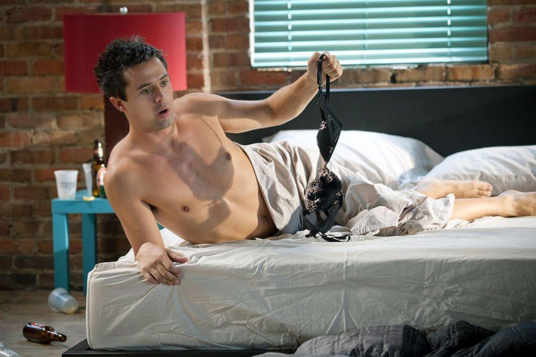 Und schon hat Chase (Stephen Colletti) Alex vergessen. Leider ahnt er noch nicht, welches Geheimnis sein neues Betthäschen Tara mit sich trägt ... - Bildquelle: Warner Bros. Pictures
