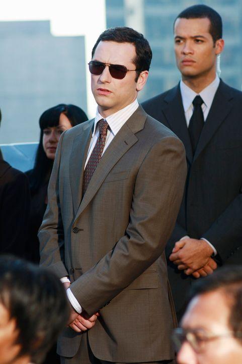 Befürchtet, dass es Robert nicht mehr rechtzeitig ins Krankenhaus schafft: Kevin (Matthew Rhys) ... - Bildquelle: 2008 ABC INC.