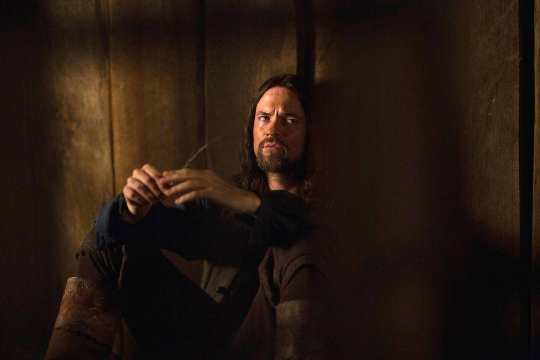 Während John (Shane West) auf seine Hinrichtung wartet, erfährt Anne die Wahrheit über ihren Vater und sich selber ... - Bildquelle: 2013-2014 Fox and its related entities.  All rights reserved.
