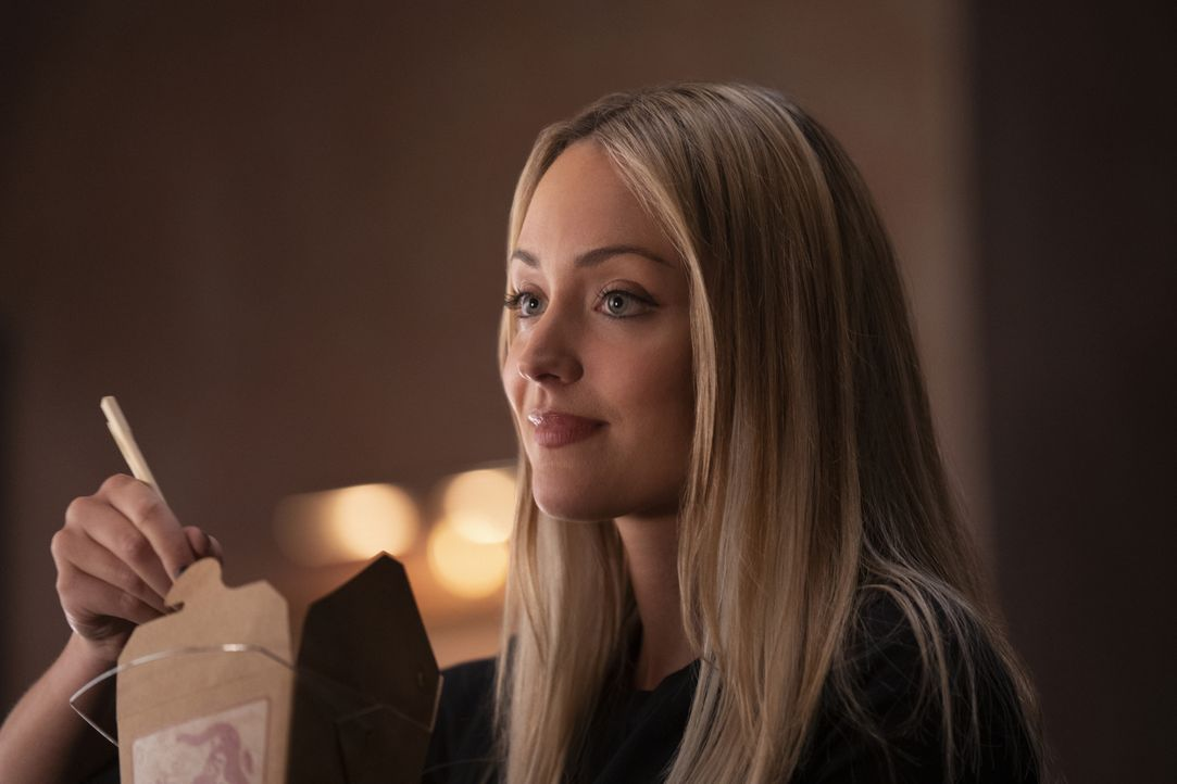 Julia Pennyworth (Christina Wolfe) - Bildquelle: Michael Courtney 2019 The CW Network, LLC. All rights reserved. / Michael Courtney