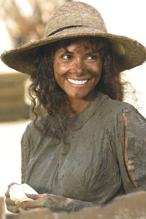 Die offenherzige und abenteuerlustige Afroamerikanerin Janie (Halle Berry) tut sich schwer, den richtigen Mann zu finden. In mehreren Ehen sucht sie... - Bildquelle: Vivian Zink Harpo Films