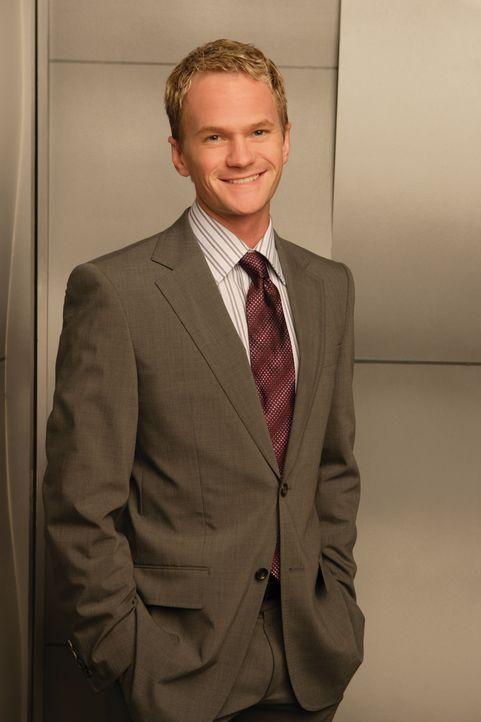 (1. Staffel) - Denkt, alles über Frauen zu wissen: Barney (Neil Patrick Harris) ... - Bildquelle: 20th Century Fox International Television