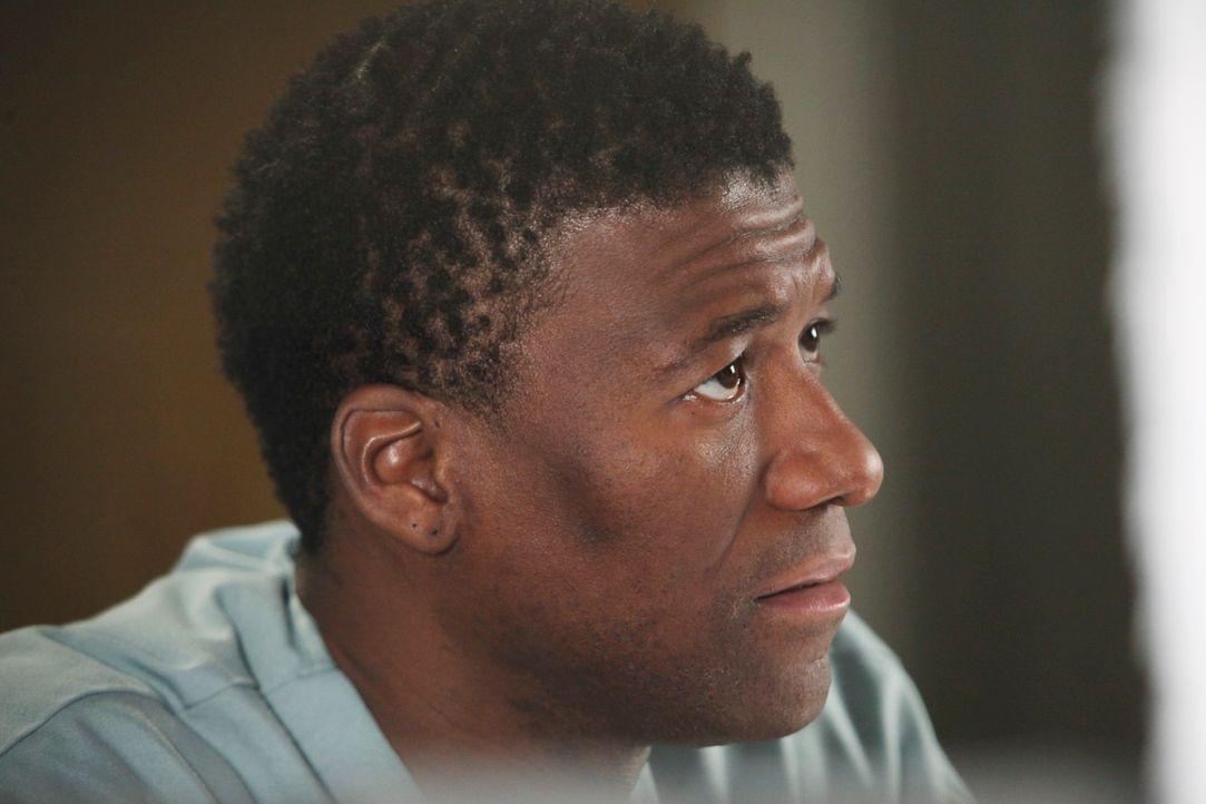 Hat jede Menge zu tun: Pfleger Tyler (Moe Irvin) ... - Bildquelle: ABC Studios