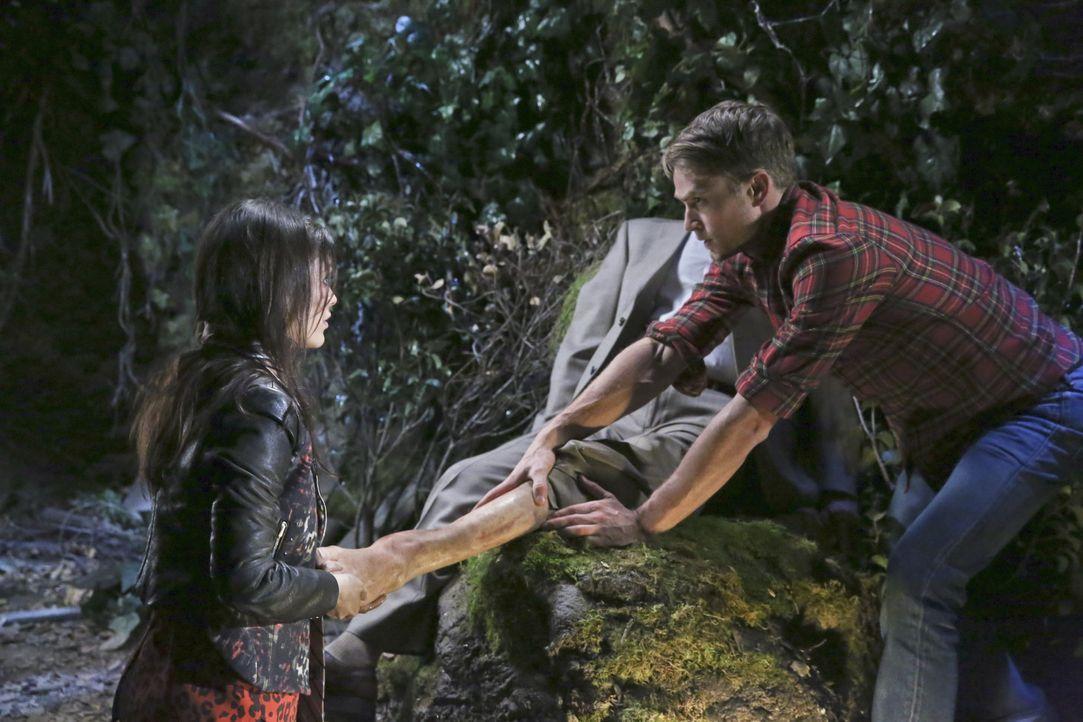 Hart of Dixie, Folge 21: Wade kommt Zoe zur Hilfe - Bildquelle: Warner Bros. Entertainment Inc.