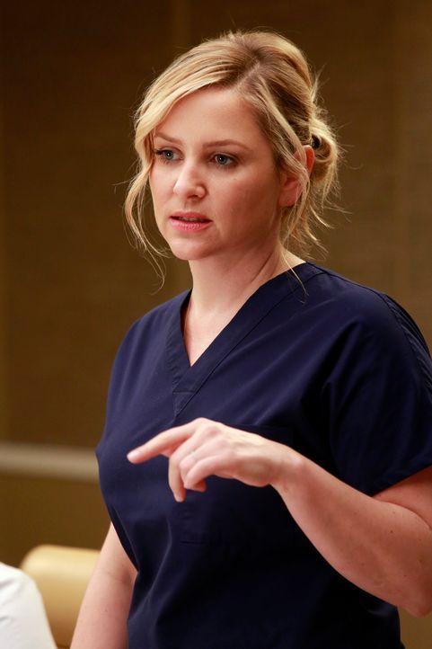 Arizona (Jessica Capshaw) ist gegen die Neubesetzung der Chefposition. Sie ist skeptisch ... - Bildquelle: ABC Studios