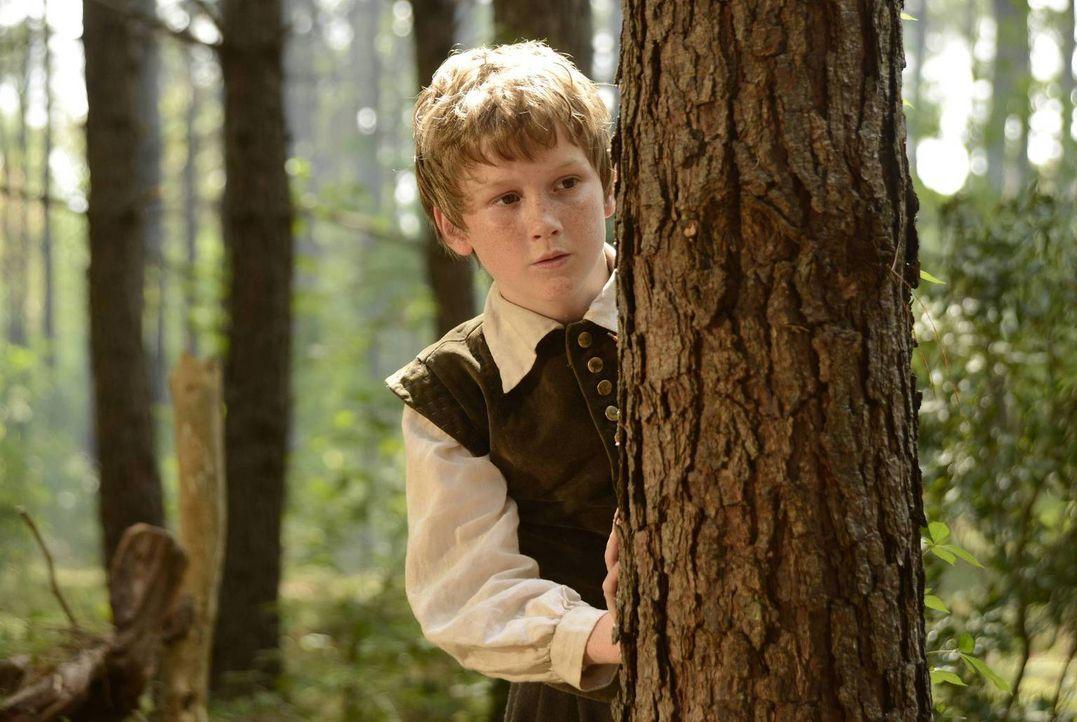 Als Thomas Grey (Matthew Lintz) in Sleepy Hollow auftaucht, müssen Ichabod und Abbie seine Herkunft ermitteln. Was gar nicht so leicht ist ... - Bildquelle: 2013 Twentieth Century Fox Film Corporation. All rights reserved.