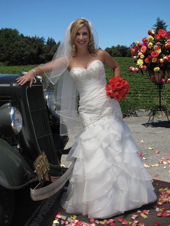 Tanaya ist davon überzeugt, dass ihre Hochzeit die beste sein wird. Sehen das ihre Konkurrentinnen genauso? - Bildquelle: Richard Vagg DCL