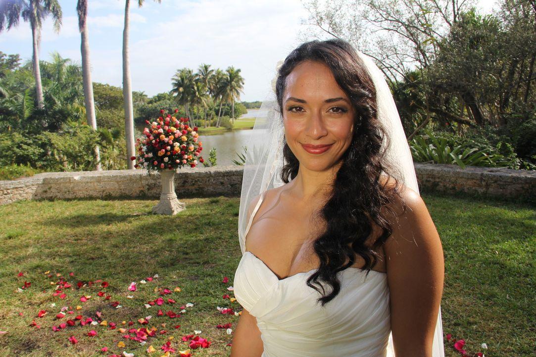 Danays ist davon überzeugt, dass ihre Hochzeit die beste sein wird. Sehen das ihre Konkurrentinnen genauso? - Bildquelle: Richard Vagg DCL