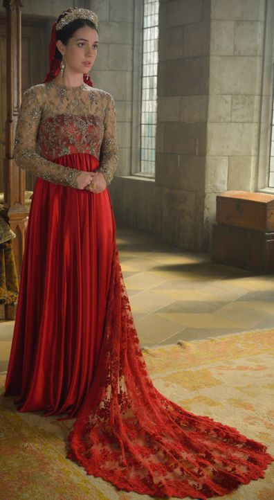 Reign_Season3Episode9_1 - Bildquelle: 2015 THE CW NETWORK, LLC. ALL RIGHTS RESERVED