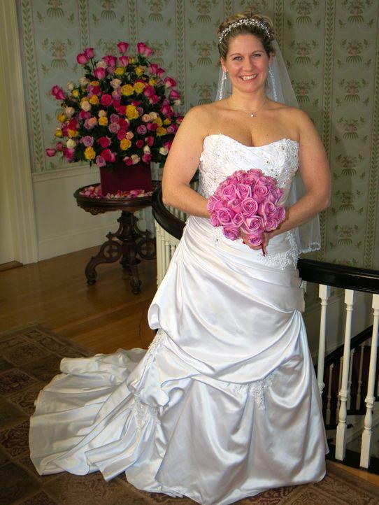 Andria ist davon überzeugt, dass ihre Hochzeit die beste sein wird. Sehen das ihre Konkurrentinnen genauso? - Bildquelle: Richard Vagg DCL