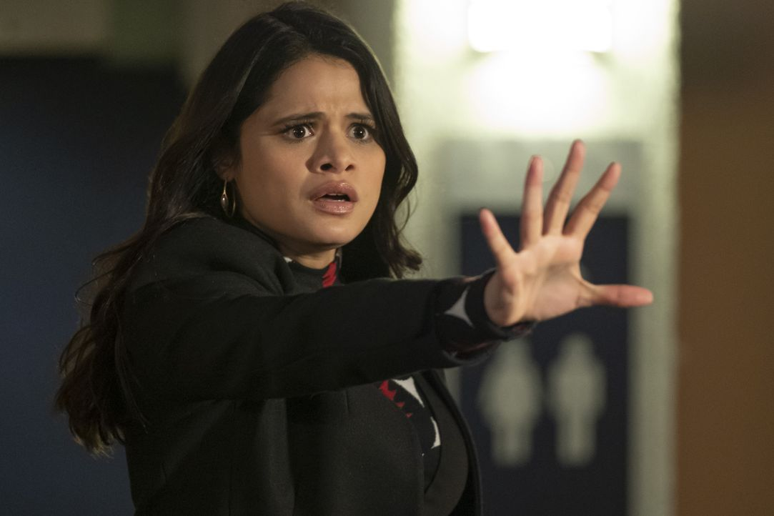 Mel Vera (Melonie Diaz) - Bildquelle: Katie Yu 2019 The CW Network, LLC. All Rights reserved.