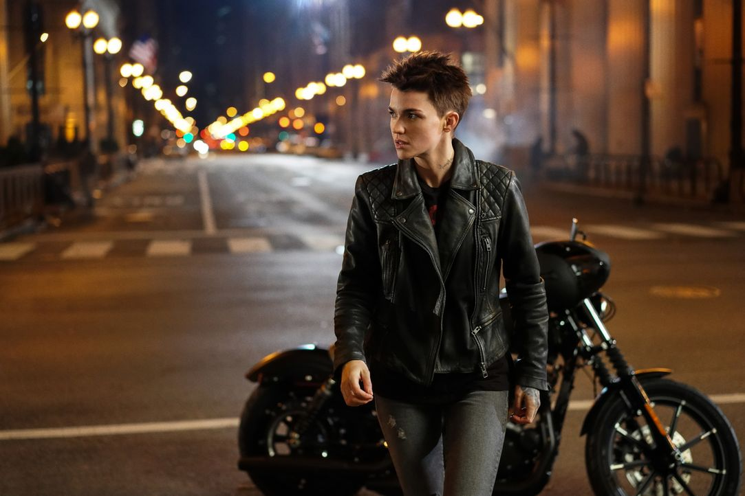 Kate Kane (Ruby Rose) - Bildquelle: Elizabeth Morris 2019 The CW Network, LLC. All rights reserved. / Elizabeth Morris