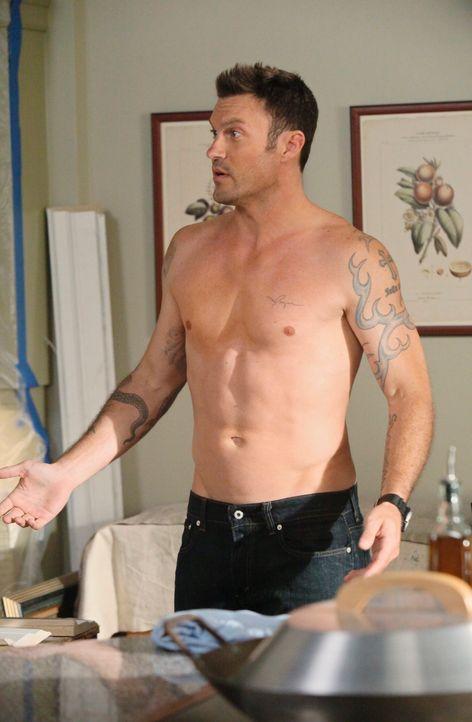 Bringt Bree um den Verstand und verliert deshalb seinen Job: Keith (Brian Austin Green) ... - Bildquelle: ABC Studios