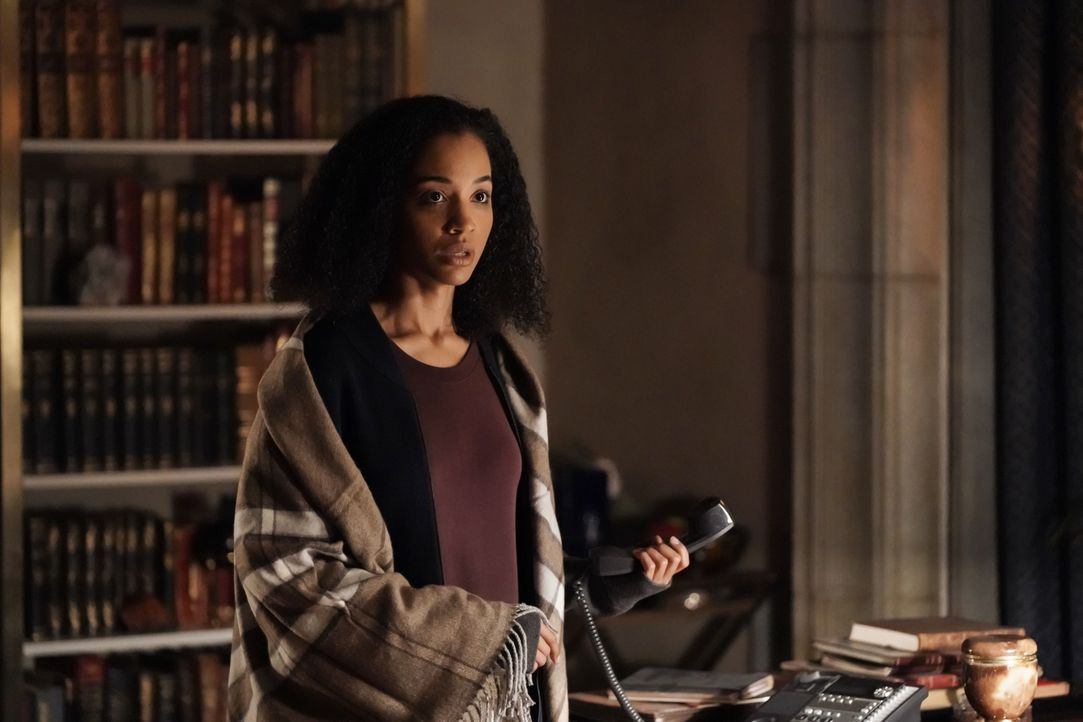 Cassie (Erinn Westbrook) - Bildquelle: Jace Downs 2018 The CW Network, LLC. All rights reserved. / Jace Downs
