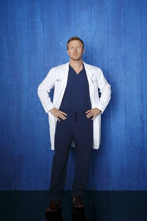 (9. Staffel) - Als Arzt muss sich Dr. Owen Hunt (Kevin McKidd) immer wieder neuen Herausforderungen stellen ... - Bildquelle: ABC Studios