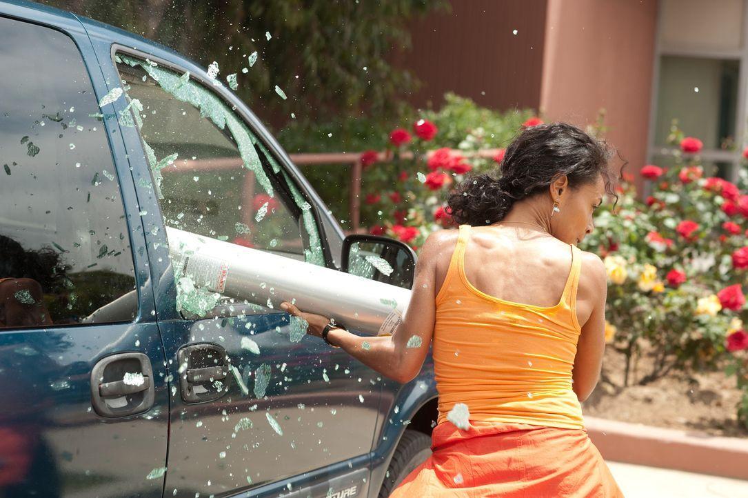 Immer im Einsatz, um Leben zu retten: Christina (Jade Pinkett Smith) ... - Bildquelle: Sony 2009 CPT Holdings, Inc. All Rights Reserved